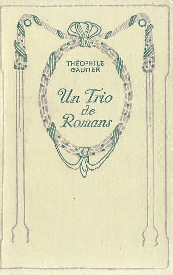 Couverture Un trio de romans