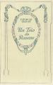 Couverture Un trio de romans Editions Nelson 1916