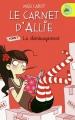 Couverture Le carnet d'Allie / Allie Punchie, tome 1 : Le déménagement Editions France Loisirs (IgWan) 2014