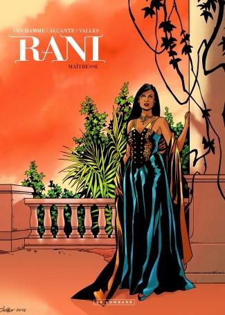 Couverture Rani, tome 4 : Maîtresse