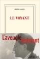 Couverture Le voyant Editions Gallimard  (Blanche) 2014