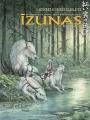 Couverture La légende des nuées écarlates : Izunas, tome 1 : Kamigakushi Editions Les Humanoïdes Associés 2014