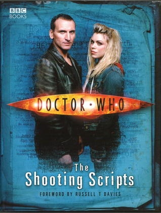 Couverture Doctor Who: The Shooting Scripts