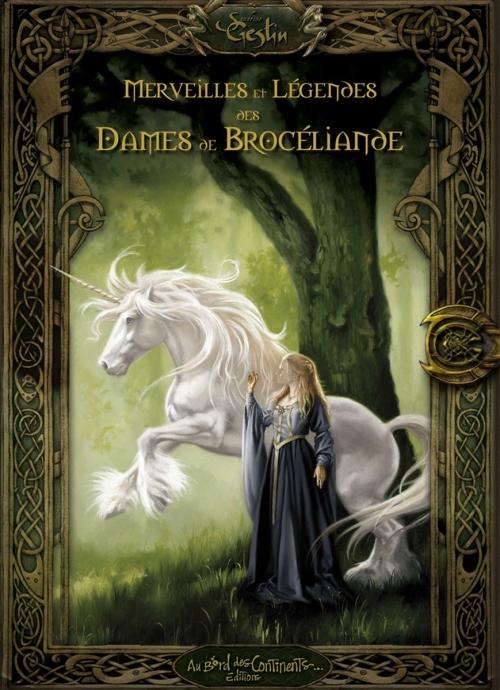 Couverture Merveilles et Légendes des Dames de Brocéliande