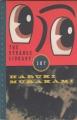 Couverture L'étrange bibliothèque Editions Knopf 2014