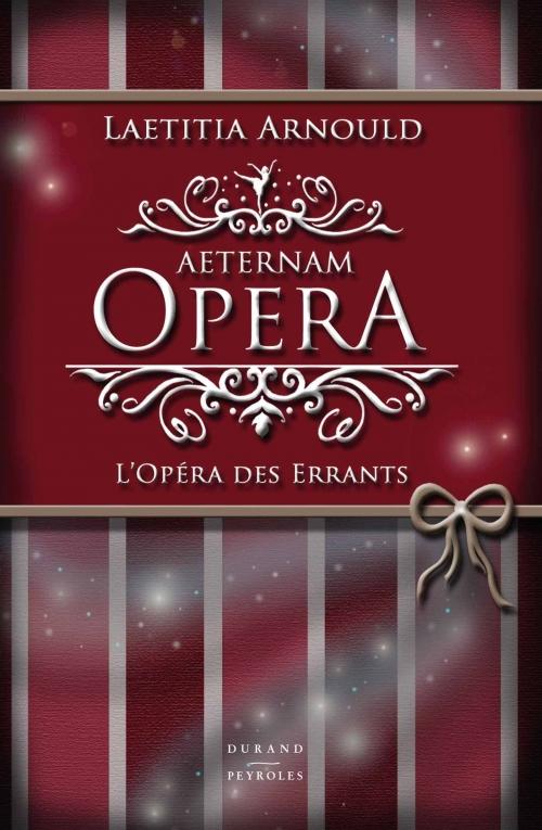 Couverture Aeternam opéra : L'opéra des errants
