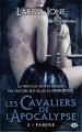 Couverture Les Cavaliers de l'Apocalypse, tome 2 : Famine Editions Milady (Bit-lit) 2015