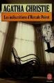 Couverture Les indiscrétions d'Hercule Poirot Editions Le Livre de Poche 1987