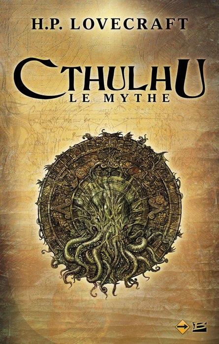 Couverture Cthulhu : Le mythe