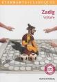 Couverture Zadig / Zadig ou la destinée Editions Flammarion (GF - Etonnants classiques) 2013