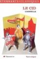 Couverture Le Cid Editions Flammarion (GF - Etonnants classiques) 2008