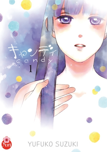Couverture Candy, tome 1