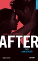 Couverture After, tome 1 : After / La rencontre Editions Hugo & cie (New romance) 2015