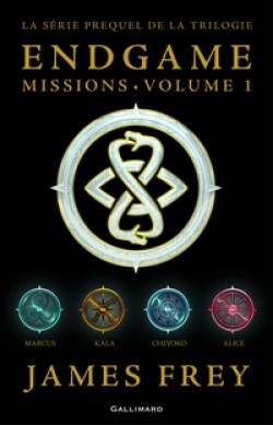 Couverture Endgame missions, tome 1
