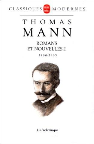 Couverture Romans et Nouvelles, tome 1 : 1896-1903
