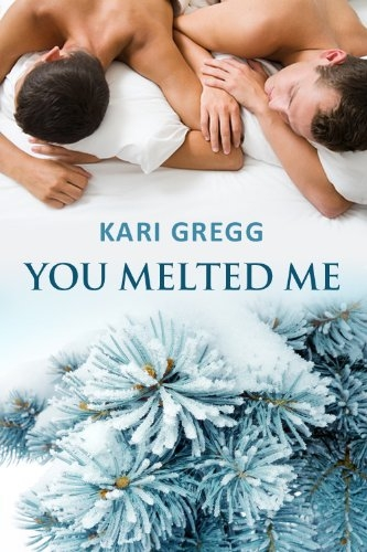 Couverture You melted me