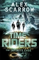 Couverture Time riders, tome 9 : Le piège infini Editions Puffin Books 2014