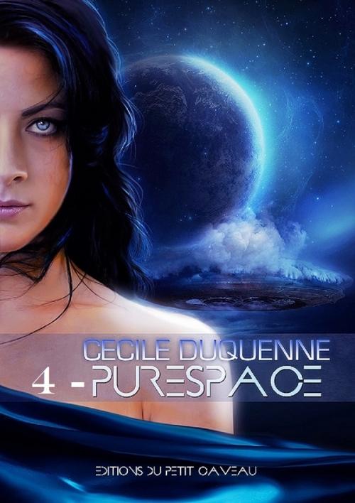 Couverture Purespace, saison 1, tome 4