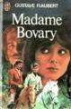Couverture Madame Bovary Editions J'ai Lu 1978