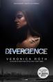 Couverture Divergent / Divergente / Divergence, tome 1 Editions AdA (Fiction) 2014