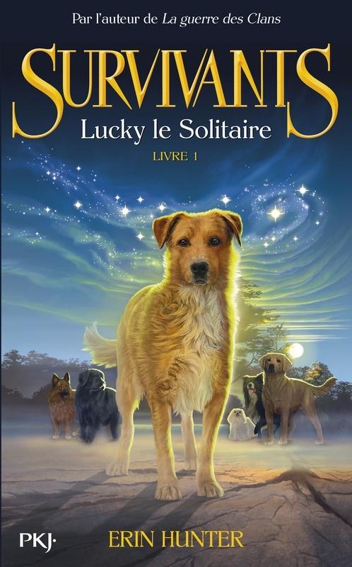 Couverture Survivants, tome 1 : Lucky le Solitaire