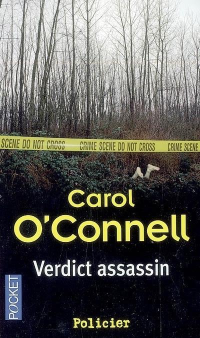 Couverture Verdict assassin