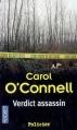 Couverture Verdict assassin Editions Pocket (Policier) 2007