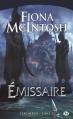 Couverture Percheron, tome 2 : Emissaire Editions Milady 2015