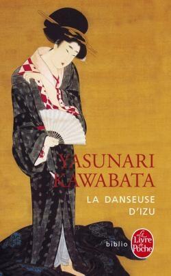 Couverture La danseuse d'Izu