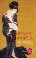 Couverture La danseuse d'Izu Editions Le Livre de Poche (Biblio) 2014