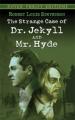 Couverture L'étrange cas du docteur Jekyll et de M. Hyde / L'étrange cas du Dr. Jekyll et de M. Hyde / Docteur Jekyll et mister Hyde / Dr. Jekyll et mr. Hyde Editions Dover Thrift 1991