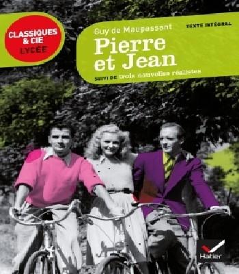 Couverture Pierre et  Jean