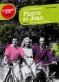 Couverture Pierre et  Jean Editions Hatier (Classiques & cie - Lycée) 2014