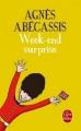 Couverture Week-end surprise Editions Le Livre de Poche 2015