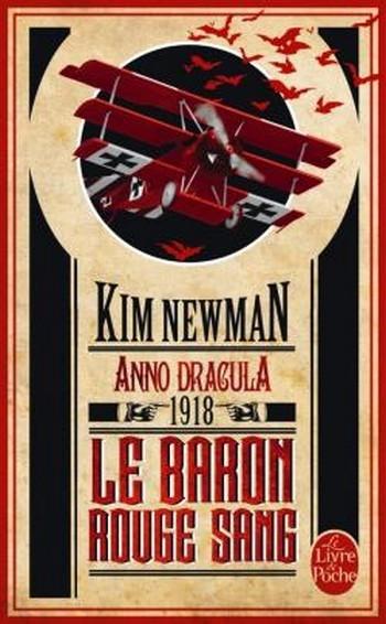 Couverture Anno Dracula, tome 2 : Le baron rouge sang