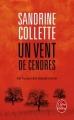 Couverture Un vent de cendres Editions Le Livre de Poche (Thriller) 2015
