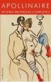 Couverture Oeuvres érotiques complètes Editions La Musardine 2015