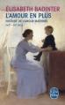 Couverture L'amour en plus Editions Le Livre de Poche 2004