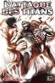 Couverture L'attaque des Titans, tome 11 Editions Pika (Seinen) 2015