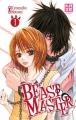 Couverture Beast master, tome 1 Editions Kazé (Shôjo) 2014