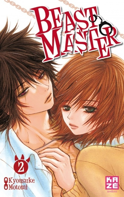 Couverture Beast master, tome 2