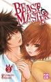 Couverture Beast master, tome 2 Editions Kazé (Shôjo) 2014