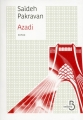 Couverture Azadi Editions Belfond (Pointillés) 2015