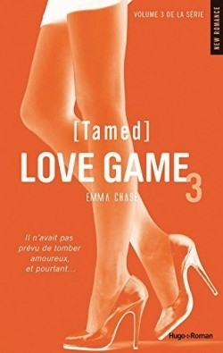 Couverture Love game, tome 3 : Tamed