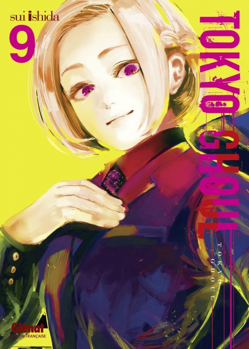 Couverture Tokyo Ghoul, tome 09