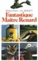 Couverture Fantastique maître Renard Editions Gallimard  1988