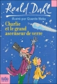 Couverture Charlie et le grand ascenseur de verre Editions Folio  (Junior) 2007