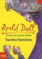 Couverture Sacrées sorcières Editions Folio  (Junior) 2011