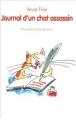 Couverture Journal d'un chat assassin Editions L'école des loisirs 2009