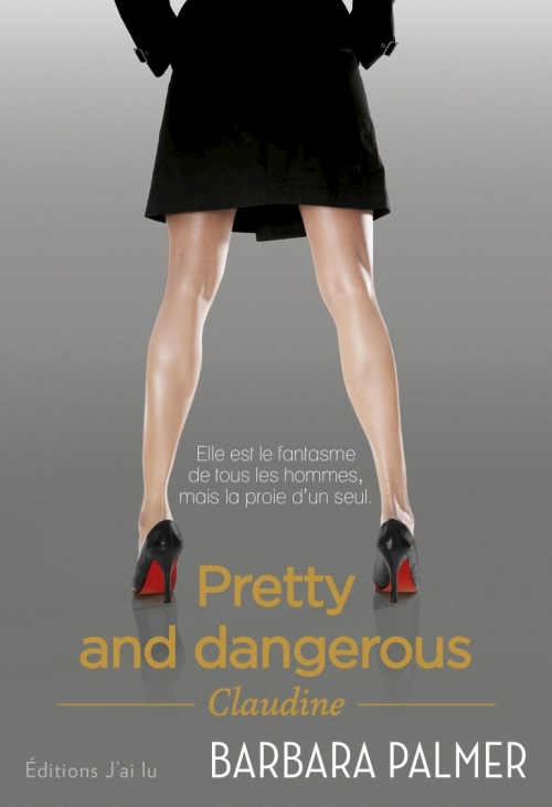 Couverture Pretty and dangerous, tome 1 : Claudine
